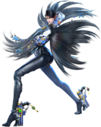 Bayonetta Smash Bros