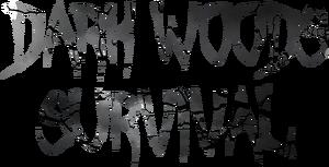 DarkWoodsSurvivalLogo