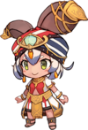 Ever Oasis Tethi concept