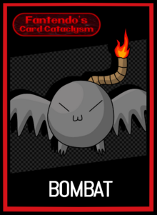 FCC Bombat Card