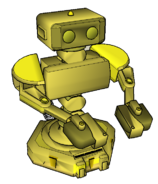 Gold rob