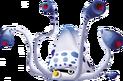 Gooper Blooper Super Mario Crystalline World