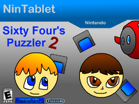 Sixty Four's Puzzler 2 Case