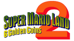 Super Mario Land 2 Logo