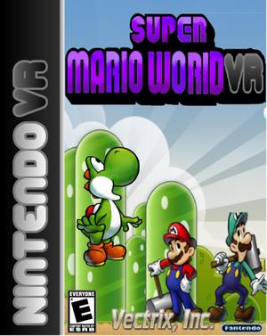 Super Mario World Placeholder Boxart