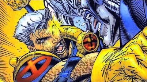 Superhero Origins Cable