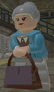Aunt May (Lego Batman 4)