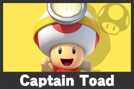 Captain Toad mugshoot