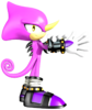 Espio the pointy nosed thing by doodleystudios-d6o1792