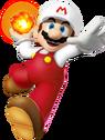 Fire Mario SSBCF