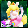 GR Rabbid Peach