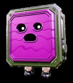 Octostamp