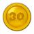 SMM2 SM3DW 30 Coin