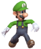 0.15.Luigi is surprised