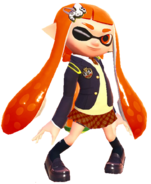 0.8.Orange School Inkling Girl Winking at you