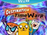 Destination Timewarp: An Adventure Time/Dexter's Laboratory Crossover