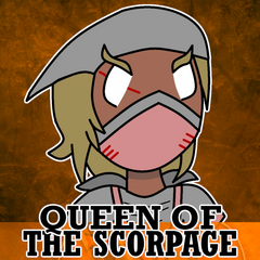 ColdBlood Icon Queen of the Scorpage