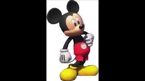 Disneyland Adventures - Mickey Mouse Voice Sound