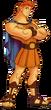 Hercules Disney Character