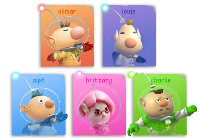 Pikmin 4 (YeeMeYee) - Team Members