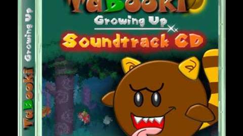 TaBooki Growing Up Soundtrack- Enemy Battle