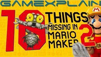 10 Things Missing In Super Mario Maker 2-1