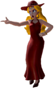 2.8.Blonde Pauline Pointing