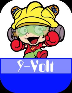 9-Volt MR
