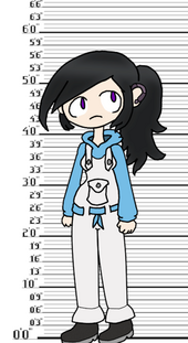 Clair Height Chart