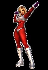 GX Mrs. Arrow
