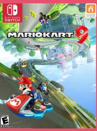 Mario Kart 9 Bluetiger0824 Fantendo Nintendo Fanon Wiki Fandom