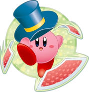 Magic Kirby Kirby the Fighters 2