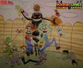 Mario & Luigi Sibling Warfare Full Boxart