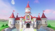 SSBA Peach's Castle