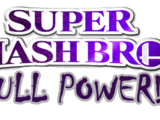Super Smash Bros. Full Power!