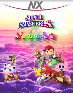 Super Smash Bros. 8 Memories Boxart