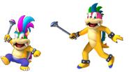 Abel Koopa and Aiva Opel Koopa
