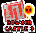 Bowser Castle 3 MKG