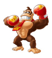 Donkey Kong - Punch-Out
