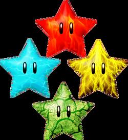 Elemental Stars