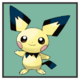 JSSB character preview icon - Pichu