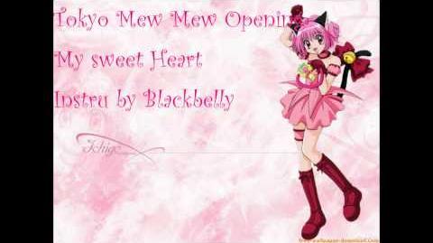 Tokyo Mew Mew - My sweet Heart - Tv-Size Instrumental HQ