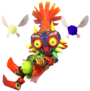 2.2.Skull Kid with his arms crossed