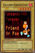 Clyde Card FForever