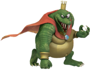 K Rool Smashified Remade