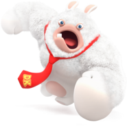 Rabbid Kong - RabbidsKingdomBattle