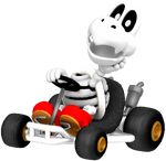 SB2 Dry Bones Kart recolor 1