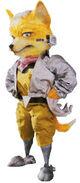 Star Fox SNES Original Fox