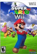 Super Mario 64 Wii Case