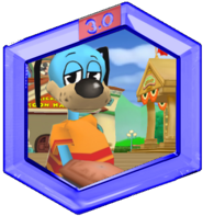 Trouble in toontown